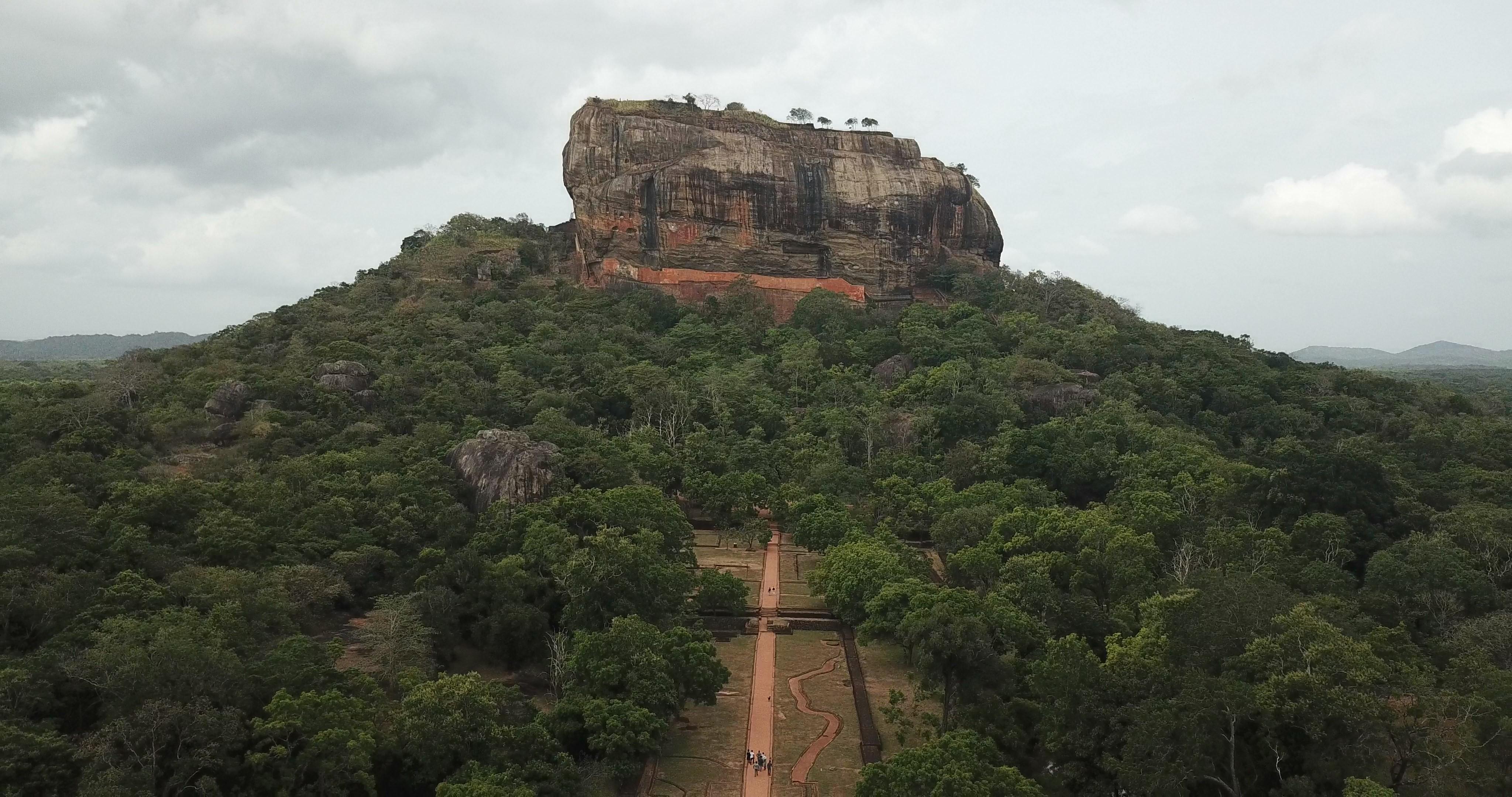 Slide Image for Sigiriya